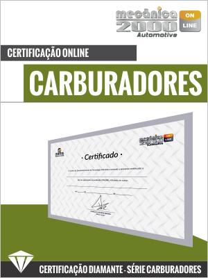 Certificação Carburadores