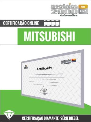 Certificação Motor Mitsubishi