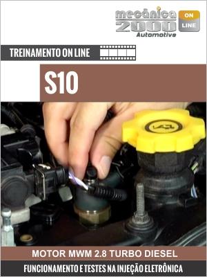 S10 - 2.8 L Turbo Diesel