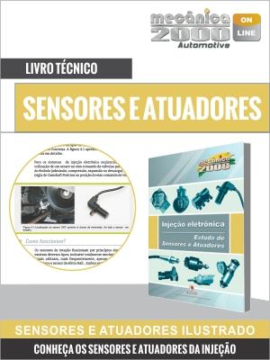 Princípios de funcionamento dos sensores e atuadores