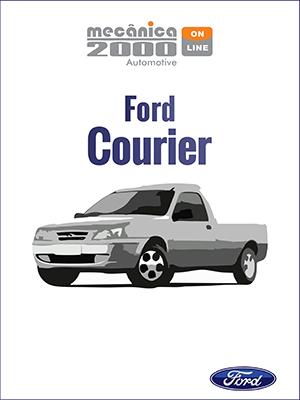 Esquemas elétricos Courier