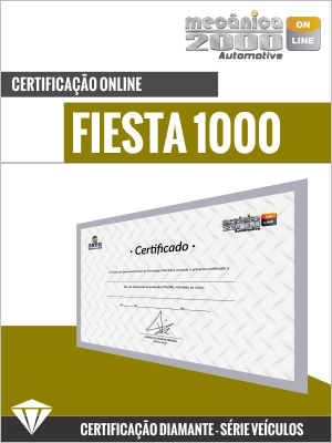 Certificação Fiesta 1000