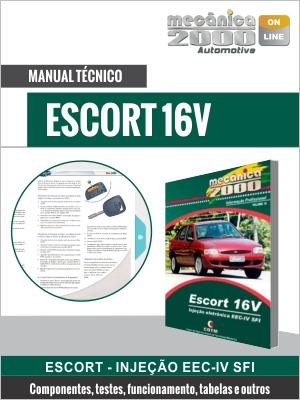 Injeção eletrônica EEC - IV