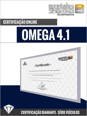 Certificação Omega 4.1