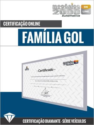Certificação Família Gol