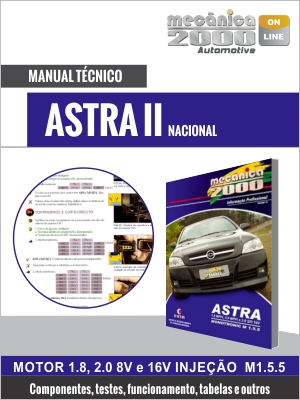 Astra II nacional