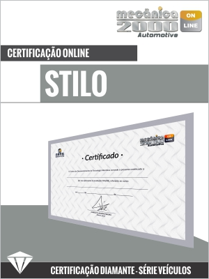 Certificação Stilo 1.8 8V