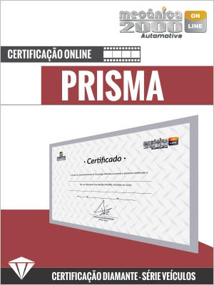 Certificação Prisma 1.4 Eco.flex