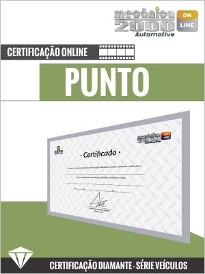 Certificação Punto Fire 1.4 Flex