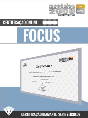 Certificação Focus 1.6 Flex