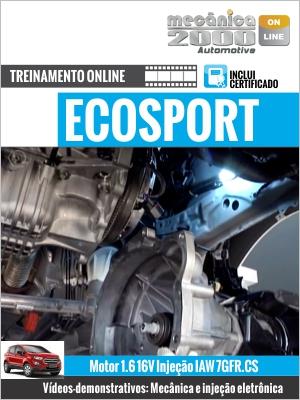 Ecosport 1.6 16V