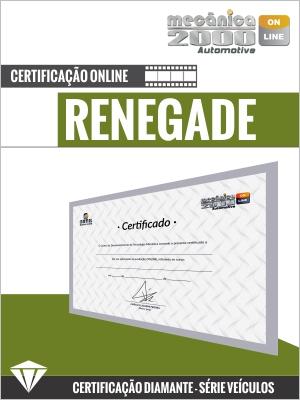 Certificação Renegade 1.8